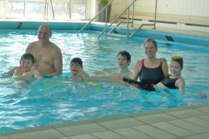 Der Weg zum Freischwimmer